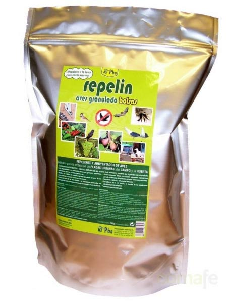 repelente de aves cesped artificial